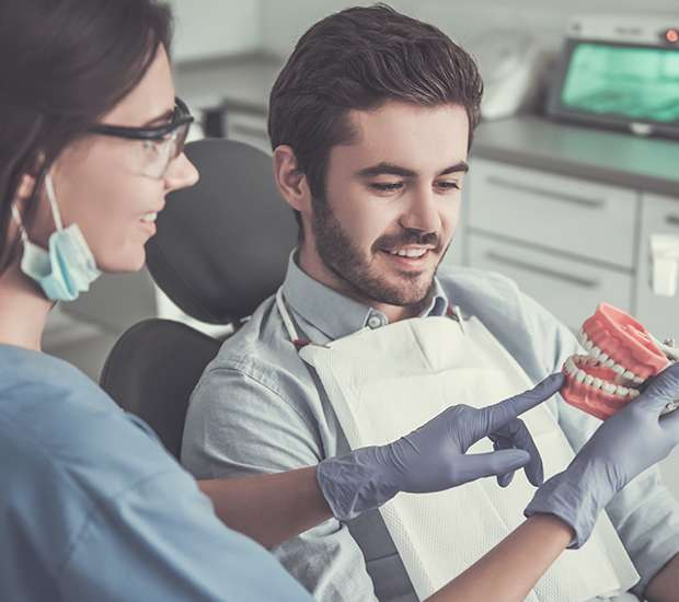 West Hills The Dental Implant Procedure