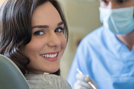 Tips From Your West Hills Dental Office On How To Avoid Gum Recession