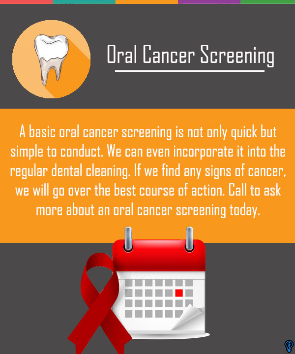 Better Safe Than Sorry: Oral Cancer Screenings At The Dentist